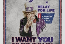 Relay For Life Ideas / by Stefanie Fontaine