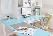 Dream Office / A collection of home office design and office furniture.  / by Donna Gilliland