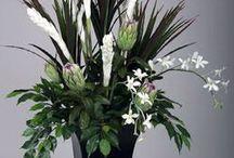 Silk floral arrangements / by cindy ledingham