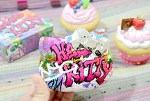 Hello Kitty Cuteness / by Diana Rikasari