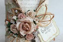 . Paper Crafting Ideas . / by Nataly Maximova