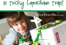Creative kid holiday funstravaganza  / by Jennifer Robinson