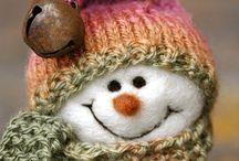 Snowmen / by Carol Runyard