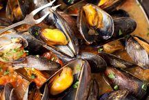 Food...Seafood / by Elizabeth B Ferguson