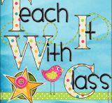 Teacher Stuff :) / by Rebecca O'Sullivan