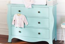 Spring-Inspired Nursery — Pottery Barn Kids / by Jacqueline Levy