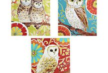 owl love / by Kelli McGill