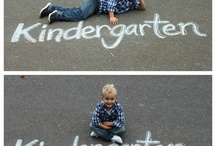 Kindergarten Photo Ideas / by Patricia Roebuck