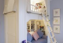 Built-in Beds / by Kate Stahl