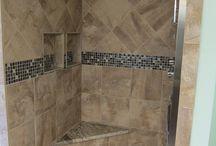 Bathroom remodel / by Marsha Cansler
