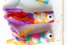 Kid crafts / by Paper Issues Team