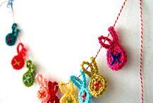crochet tutorials Easter / by Jeannette