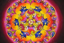 Mandalas / by Linda Elliott