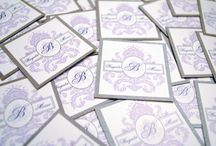 Wedding Favor Tags / by Whimsy B. Designs