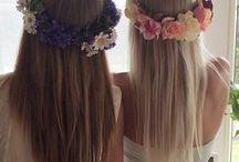 ☯❀|Hair We Go Again|❀☯ / by ❃Kailee Harris❃ ✔