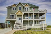Hatteras Vacation Rentals / Vacation rentals located in the Hatteras village on Hatteras Island. / by Outer Beaches Realty