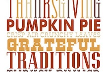 Giving Thanks / by Susie Phillips