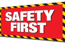 Safety Posters / by Algra Corporation