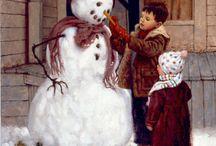 Snowmen  / by Karen Grant