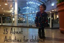 Advent / by Anne Robertson