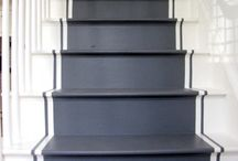 stairs / by Teresa Hill