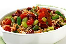 Vegetarian Recipes / Just what it says...recipes that are vegetarian.   / by Susan Mercy