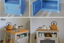 Kids kitchen / by katrina green