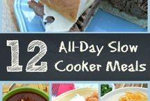 Recipes: Slow Cooker / by Casey Gallardo