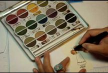 Coloring With Chaulks / by Karen Driscoll