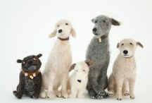 Felted creatures / by Christine Arnet