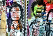 Art Journal Inspiration / by Michelle Guthrie Gilmore