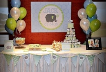 baby shower / by Erin Lindsey Morice