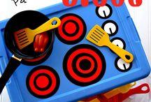 Kid Stuff~Play / by Elizabeth Shayne
