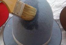 Hats & Hat Making / by Alison Wheeler