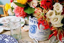 Beaucoup De Belles Fleurs / by Lydia Johnson