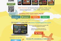 FREE Apps / by The Old Schoolhouse Magazine