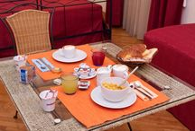 Ideas for Breakfast  / by La Locandiera Bed and Breakfast in Florence - Italy