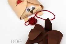 Gift Wrapping and Gift Ideas / by Toni Beard