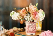 Tablescapes & Centerpieces / by The Wedding Planner Atlanta