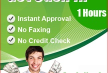 Installment Payday Loans / Payday installment loans are the quick and convenient way to get extra cash. Installment loans with No faxing - No credit check; 100% Secure payday loans online application. / by AllCityPayday Loan
