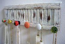 shutter ideas / by Cathy Stewart