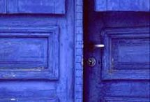 a door color / by jessica colaluca