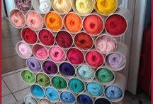 Knit&Crochet Pattern/Decor Idea's / by Megan Michaud