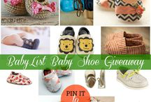 BabyList Baby Shoe Giveaway / Head over to our blog for all the details of our Pin-it-to-Win-it Baby Shoe Giveaway! http://blog.babyli.st/baby-shoe-giveaway-pin-it-to-win-it/ / by BabyList Baby Registry