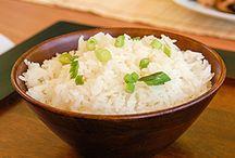Yummy Stuff: Rice/Noodles/Quinoa/Beans/Lentils / by Carol