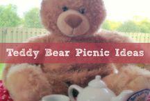 teddy bear picnic / by Raquel Godoy
