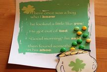 St Patricks Days / by LaVonne Cooper