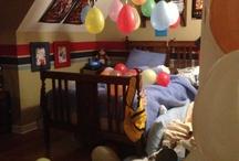 birthdays! / by Ashley Gaddy