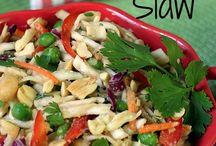 salad / by Dawn Klinge
