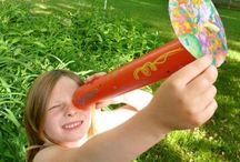 Kid activities / Easy, quick activities to keep kids busy for hours this summer. / by Jen Westpfahl